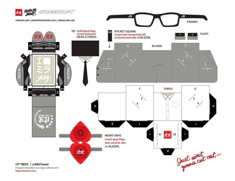 RBST x SOMR Cubeecraft : Mayer Hawthorne (2/3)